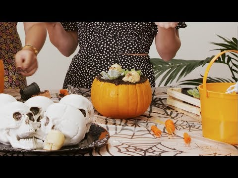 This Pumpkin Skullulent Is the Only Halloween Decor You Need