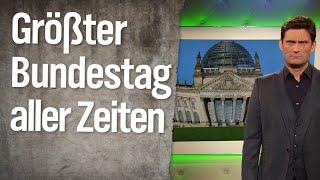 Der größte Bundestag aller Zeiten und mehr Mitarbeiter in Ministerien