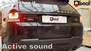 Active sound booster pro Kufatec Range Rover Sport 2015