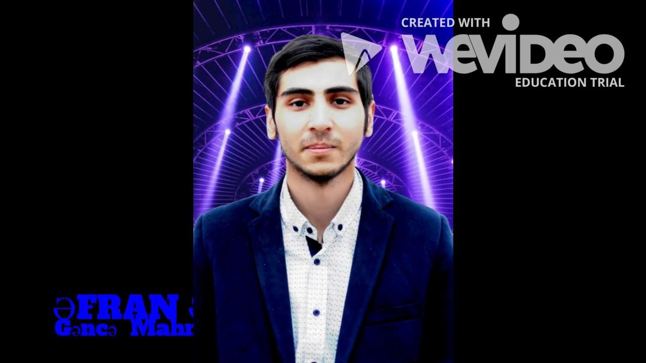 Efran Eliyev  Gence Mahnisi 2020 lagu [stereo plus tv]