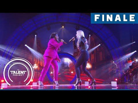 Avanaysa & Anouk - Hello | The Talent Project 2018 | Finale