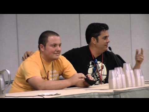 Phoenix Comicon 2013 Lex Lang Panel - Part 2