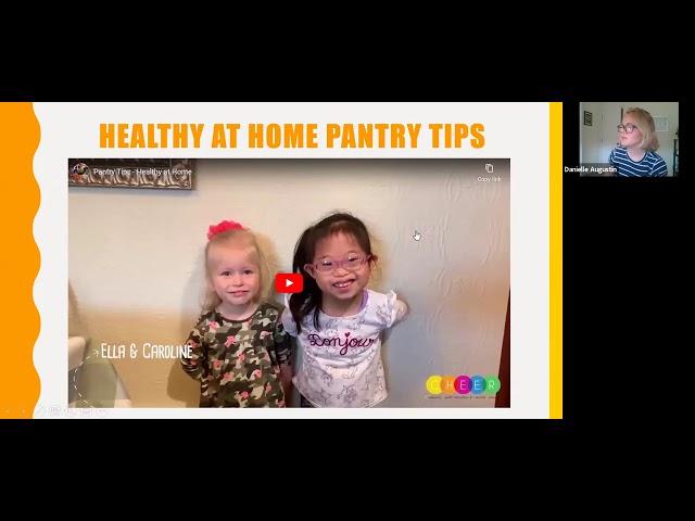 Wellness Wednesday: Pantry Tips