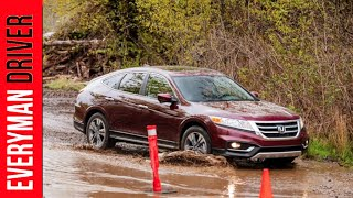 Honda Crosstour 2013 Videos