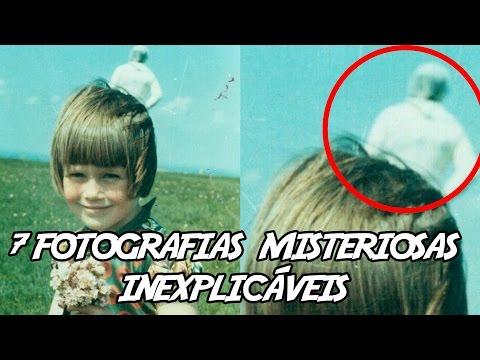 7 Fotografias Misteriosas que Jamais foram Explicadas