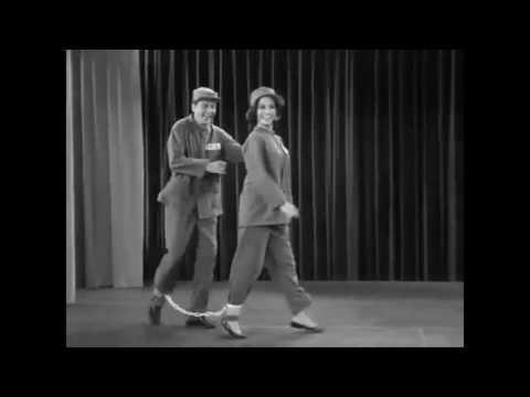Dick Van Dyke and Mary Tyler Moore perform