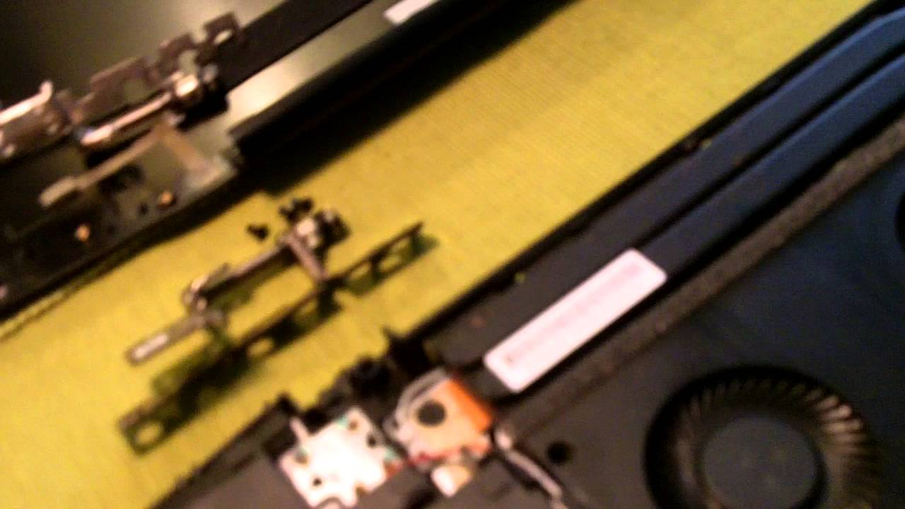 Have a Lenovo Y50 Touch Hinge Problem?