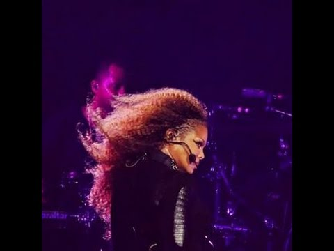 Janet Jackson Unbreakable World Tour, Honolulu, Hawaii
