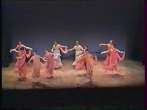 ballet mme angot et présentation finale