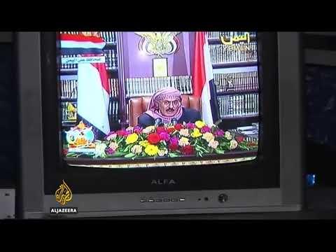 Timeline: Rise and fall of Yemen's Ali Abdullah Saleh