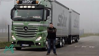 Stöhr Logistik - Ausbildung Berufskraftfahrer