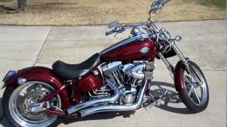 2008 Harley Davidson Rocker C For Sale Marietta, Ga