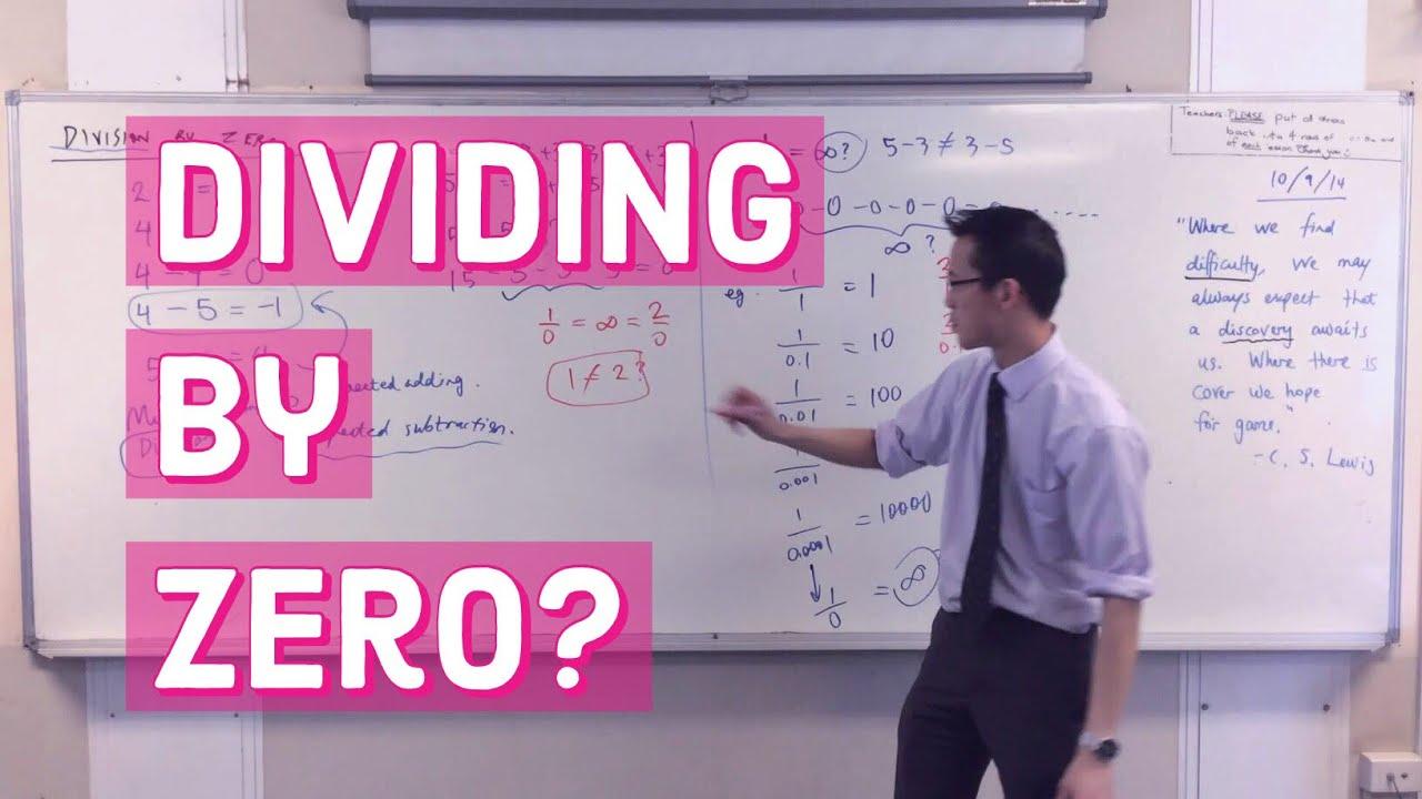 Czy można dzielić przez zero?