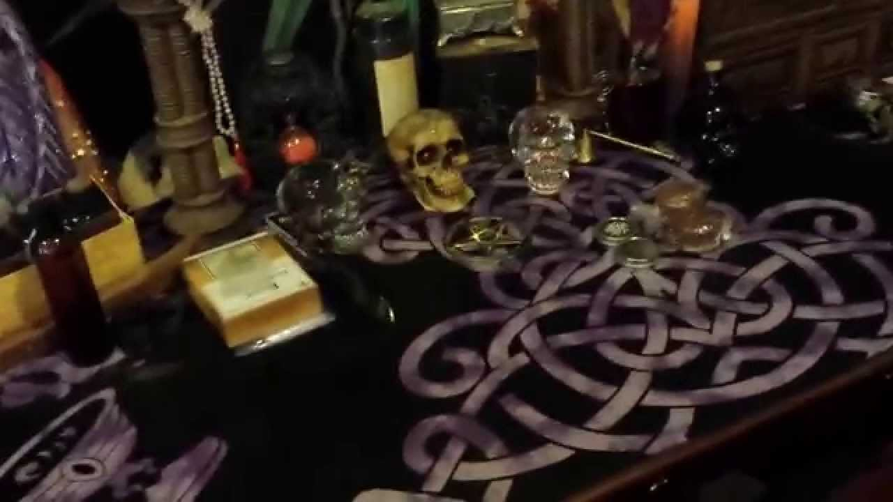 Witchy Room Tour