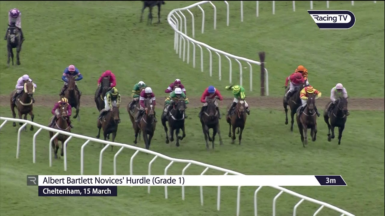 Noel Hayes on Minella Indo - The Friday Club - Racing TV