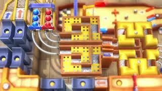 Wii Party U - Tabletop Gauntlet - Vs Master Cpu