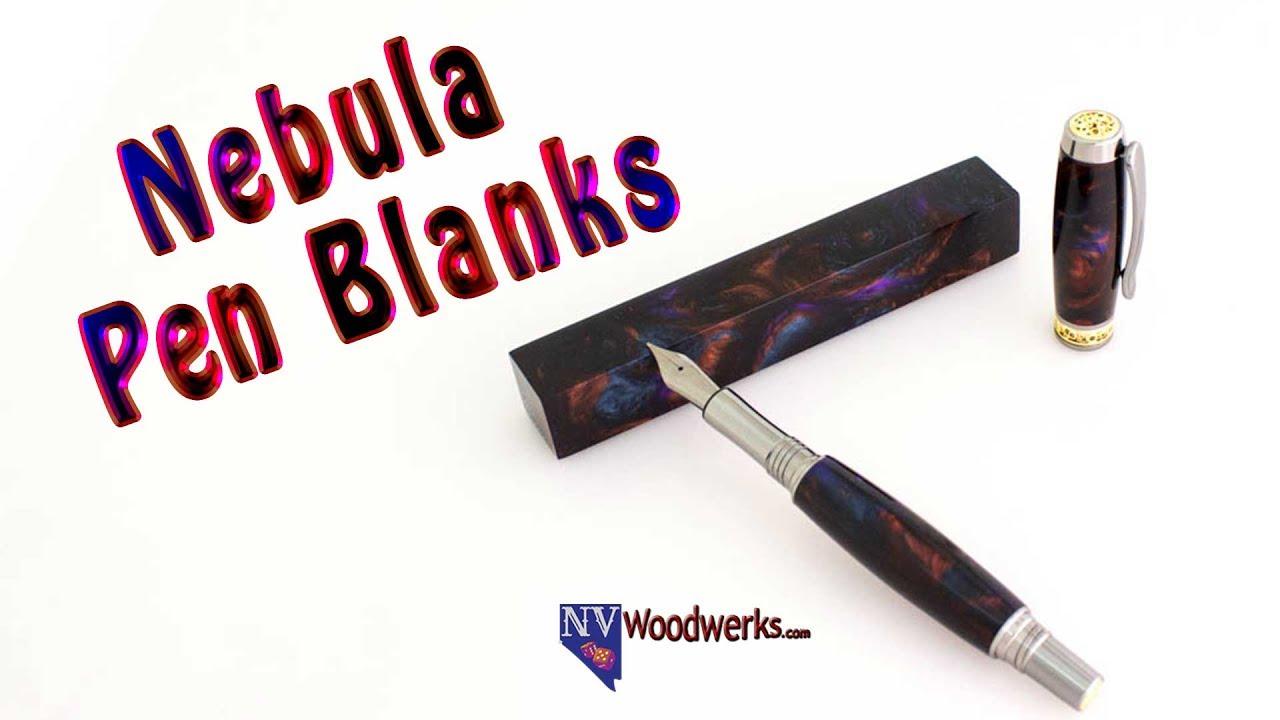 Nebula Pen Blank