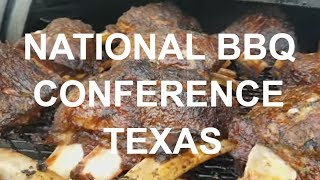 NBBQA 2018 Conference Beef Short Ribs, Black's BBQ Texas, Diva Q, Pitmaster Harry Soo Traeger Steaks