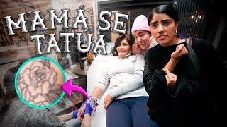 EL PRIMER TATUAJE DE NUESTRA MAMÁ, SE TATÚA  | LOS POLINESIOS VLOGS