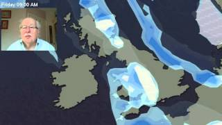Significant Snow Event Possible - Michael Fish 7th Feb