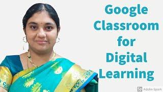 Creating Google Classroom