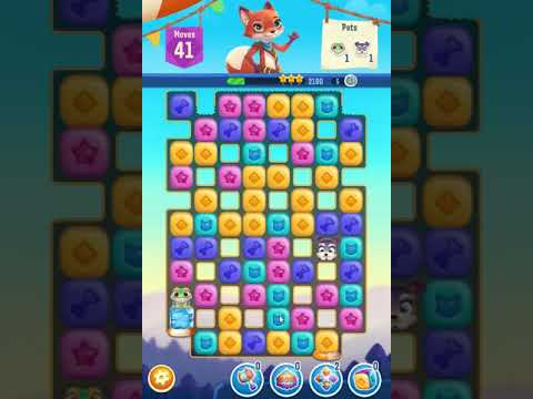Pet Rescue Puzzle Saga Level 610 No Boosters A S Gaming Youtube