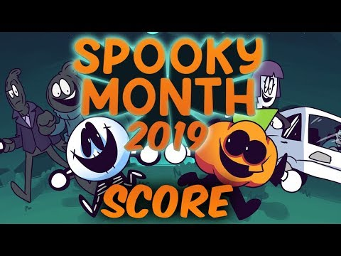 Spooky Month - The Stars (Official Score)