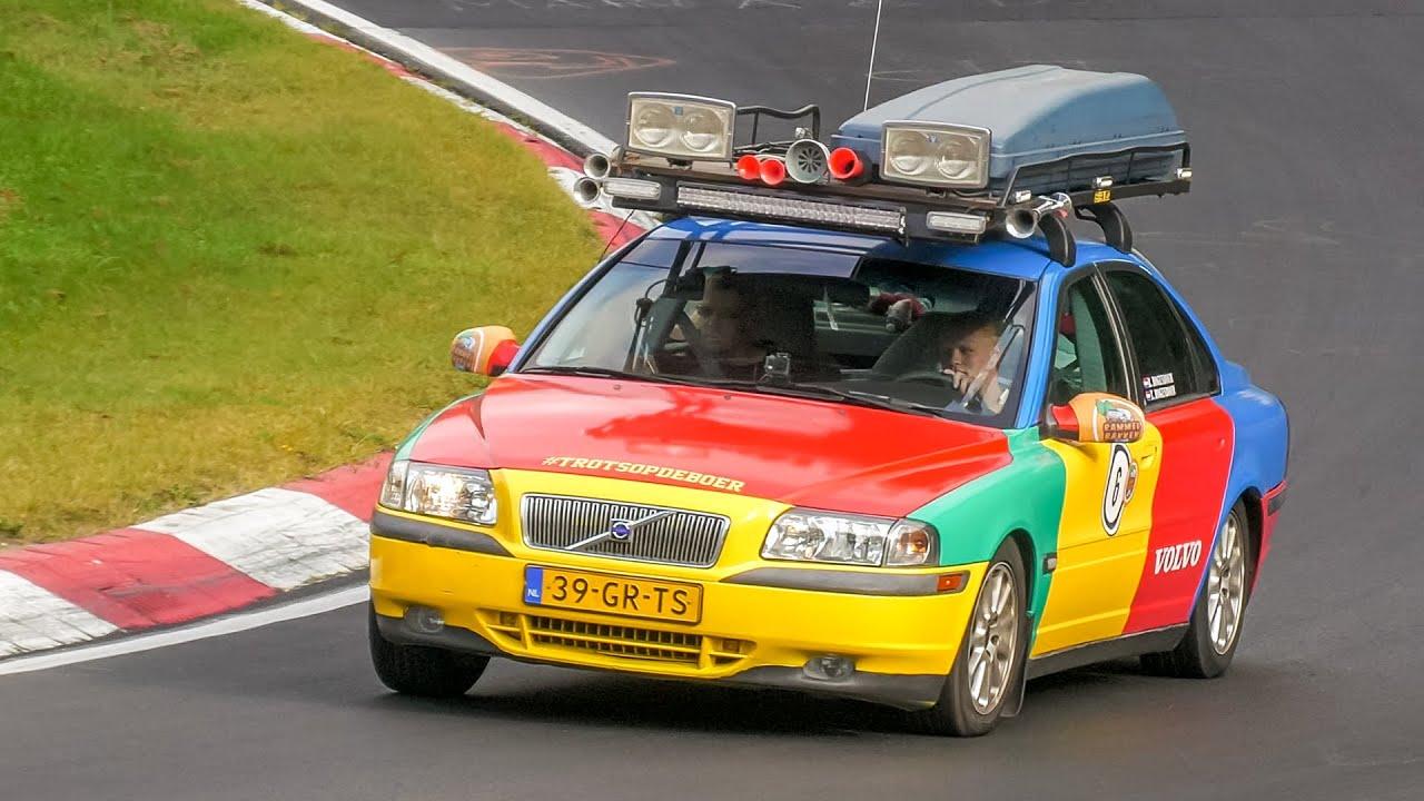 Nürburgring Touristenfahrten Highlights 19 09 2021 Nordschleife
