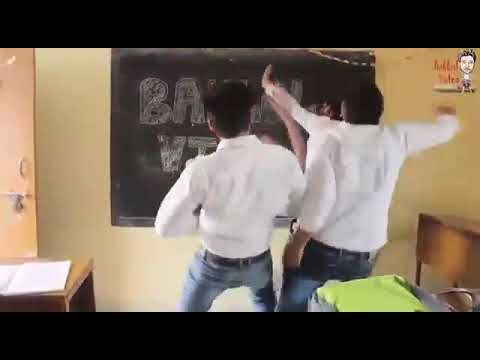 Teacher or students ki school class ki dhamakedar comedy