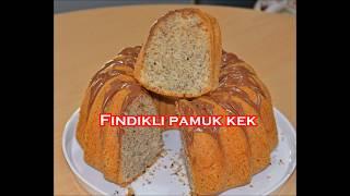 maden sulu fındıklı pamuk kek tarifi