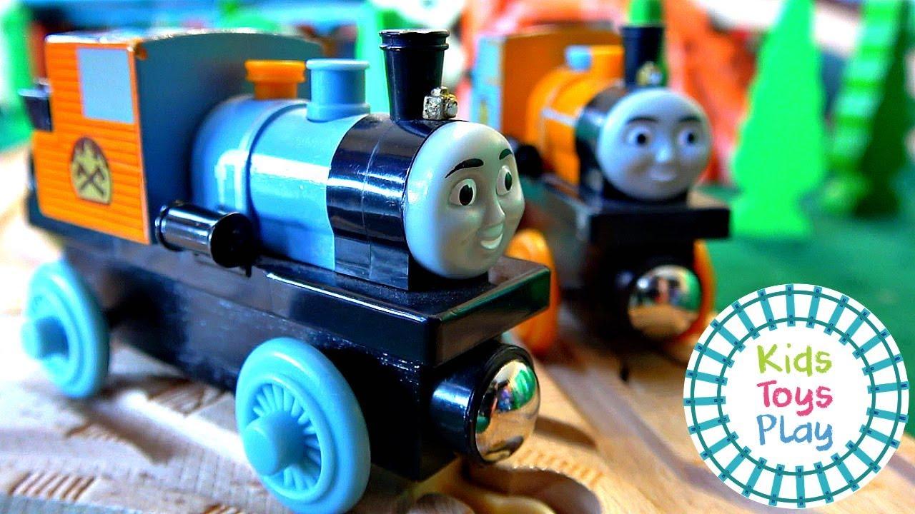 Thomas Engine Jumping Jobi Wood | Thomas and Friends Full Episodes Season 14