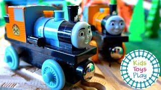 Thomas Engine Jumping Jobi Wood   Thomas and Friends Full Episodes Season 14