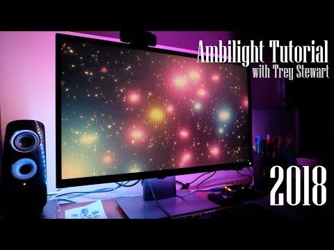 Ambilight Tutorial (WS2812B)