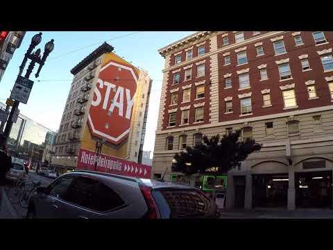 Streets of Tenderloin, San Francisco
