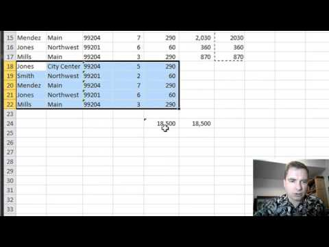 Excel Video 347 Deleting, Moving, and Expanding Array Formulas