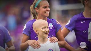 Lifetime Player Spotlight: Dani Weatherholt, Orlando Pride