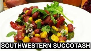 Southwestern Succotash with Spanish Chorizo