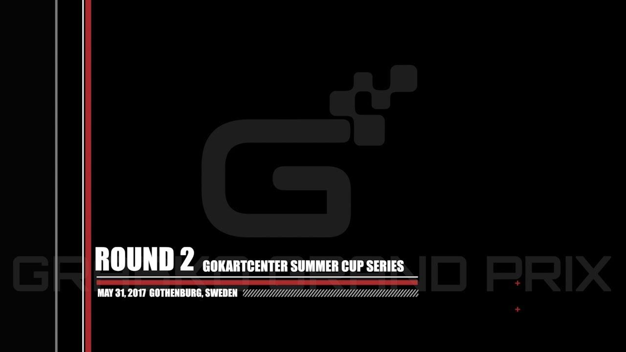 FULL RACE: 2017-05-31 GOKARTCENTER SUMMER CUP ROUND 2 - FEATURE FINAL