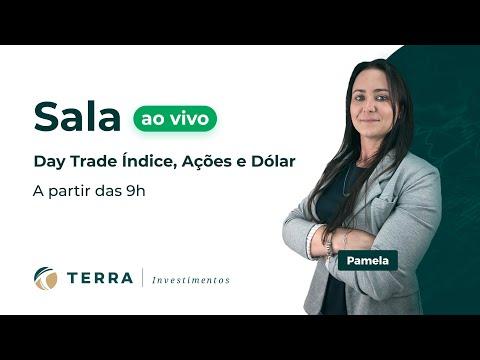 Day Trade - Índice, Ações e Dólar – 25/04/19 – Pam, Regis e Bataglia