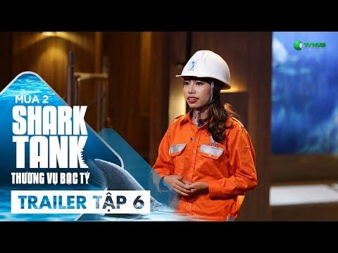 [Trailer Tập 6] Startup Nào Định Thôn Tính Thị Trường | Shark Tank Việt Nam | Thương Vụ Bạc Tỷ SS.2