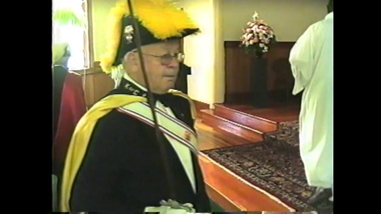 St. Louis of France Bishop Barbarito  7-27-03