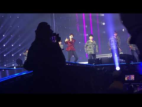 BTS LY Tour: Fort Worth - Suga Seesaw