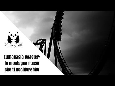 Euthanasia Coaster: la montagna russa che ti ucciderebbe