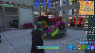 Fortnite Glitchy Door in Paradise Palms