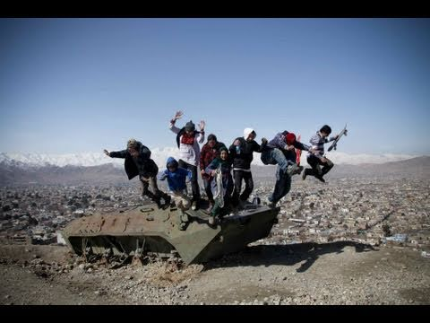 'Skateistan: To Live And Skate Kabul' trailer