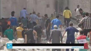 سوريا: قتلى مدنيون في تواصل قصف الطيران السوري لحلب