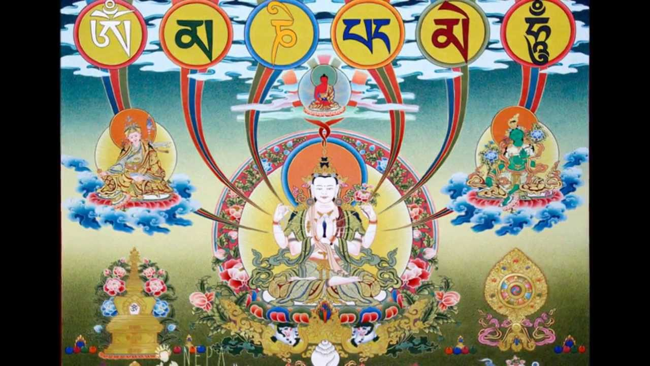 Mantra of avalokiteshvara medicine buddha lyrics