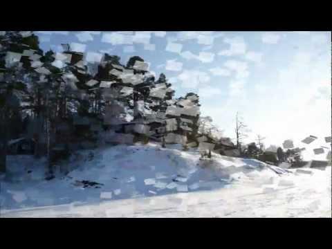 Winter in Finland , Helsinki