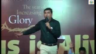 The Words of Jesus Christ - the AMEN : Message by Pr. Tijo Thomas at Grace Fellowship Adoor