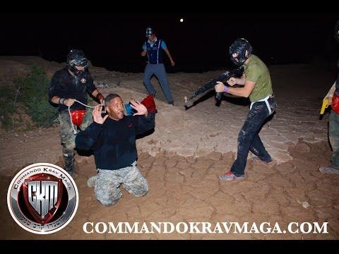 Commando Krav Maga (CKM) Perseverance Level 8 Final Test